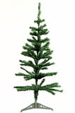 Christmas tree syntetic Royalty Free Stock Photos