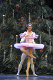In the Christmas Tree-Tableau 3-The Ballet  Nutcracker Royalty Free Stock Photo