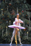 In the Christmas Tree-Tableau 3-The Ballet  Nutcracker Royalty Free Stock Photography