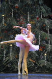 In the Christmas Tree-Tableau 3-The Ballet  Nutcracker Stock Photography