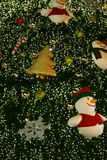 Christmas tree, Thailand. Stock Image