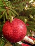 Christmas tree theme Stock Photography