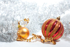 Christmas tree toy Royalty Free Stock Photo