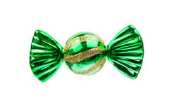 Christmas tree toy candy Royalty Free Stock Photography