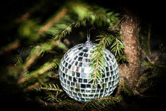 Christmas tree toy Royalty Free Stock Image