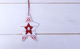 Christmas-tree toy Royalty Free Stock Photography