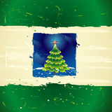 Christmas tree,vector  Stock Photos