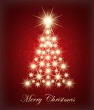 Christmas tree. Vector Stock Photo