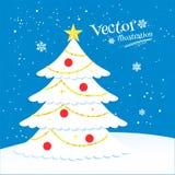 Christmas tree Stock Photos