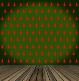 Christmas tree wallpaper Royalty Free Stock Photo
