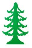 Christmas Tree on Royalty Free Stock Photos
