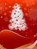 Christmas tree2 Stock Image