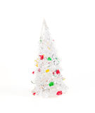 Christmas trees on isolate Royalty Free Stock Photo