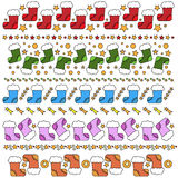 Christmas Trim Collection Royalty Free Stock Images