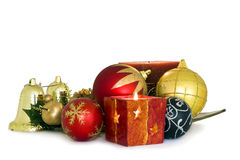 Christmas trinket Royalty Free Stock Photography