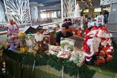 Christmas trinkets Royalty Free Stock Photography