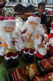 Christmas trinkets Stock Photos