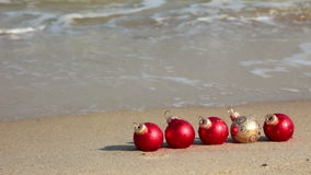 Christmas in the tropics Stock Images