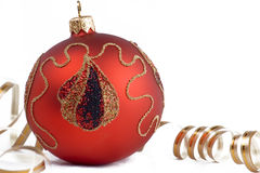 Christmas trree decoration Stock Images