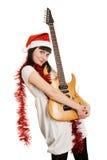 Christmas tunes Royalty Free Stock Photos