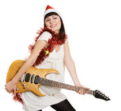 Christmas tunes Royalty Free Stock Photo