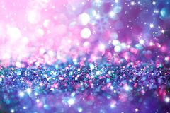 Christmas twinkle glitter background royalty free stock images