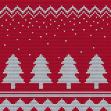 Christmas Ugly sweater 1 Royalty Free Stock Photography
