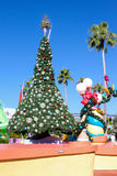 Christmas at Universal Studios Royalty Free Stock Images