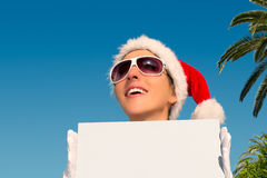 Christmas vacation Stock Image