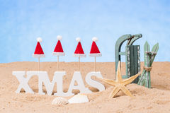 Christmas vacation Royalty Free Stock Images