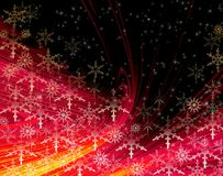 Christmas & Valentines background Royalty Free Stock Photo