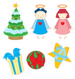 Christmas Variety Stock Photography