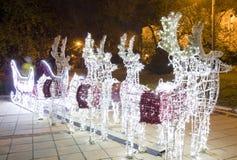Christmas in Varna Stock Image