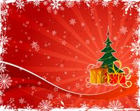 Christmas vector Royalty Free Stock Photos