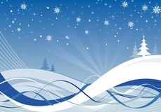 Christmas vector Stock Image
