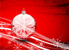 Christmas vector abstract background Stock Photo