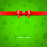 Christmas vector background Stock Photography