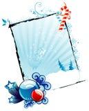 Christmas vector composition Stock Photo