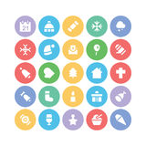 Christmas Vector Icons 2 Stock Photography