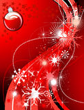 Christmas vector illustration Stock Photography