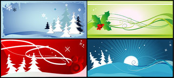 Christmas vector illustration Stock Photography