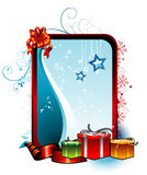 Christmas vector illustration Stock Photos