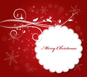 Christmas Vector Illustration Background Stock Images