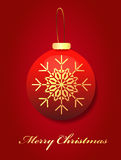 Christmas Vector Illustration Background Royalty Free Stock Photos
