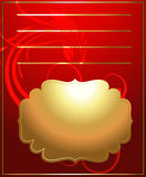 Christmas Vector Illustration Royalty Free Stock Images