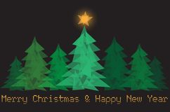Christmas illustration stock illustration