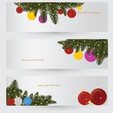 Christmas vector illustration Royalty Free Stock Photo