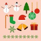 Christmas vector symbol design for Christmas celebration