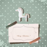 Christmas vintage Royalty Free Stock Photo