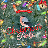 Christmas vintage background. EPS 10 Royalty Free Stock Photography